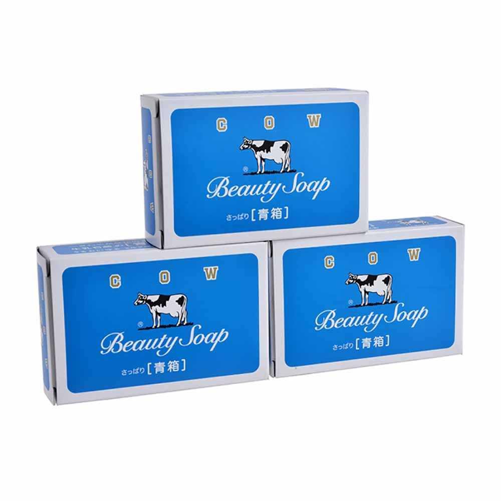 牛乳清爽香皂 (茉莉花香) - 3件裝日本製造