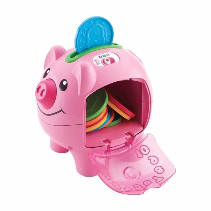費雪智玩小豬學習撲滿CDG68