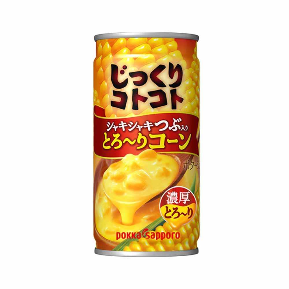 Pokka 濃厚粟米湯(罐) 190克