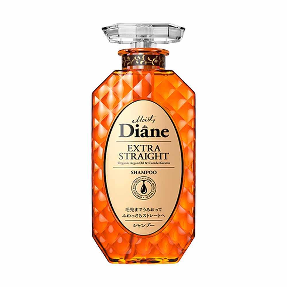 Moist Diane 香水貴油 順直柔滑洗髮露 450毫升