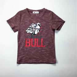 班比奇新款男童短袖圆领T恤00392