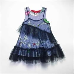 班比奇新款女童连衣裙00274