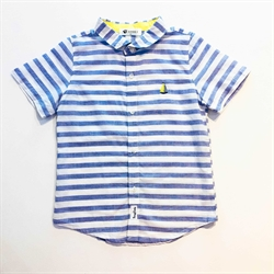 班比奇男童纯棉衬衫00355
